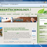 Green Information Technology, Green Technology, Green Careers