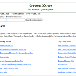 Green Technology Job, GreenZone.org, Simply Hired