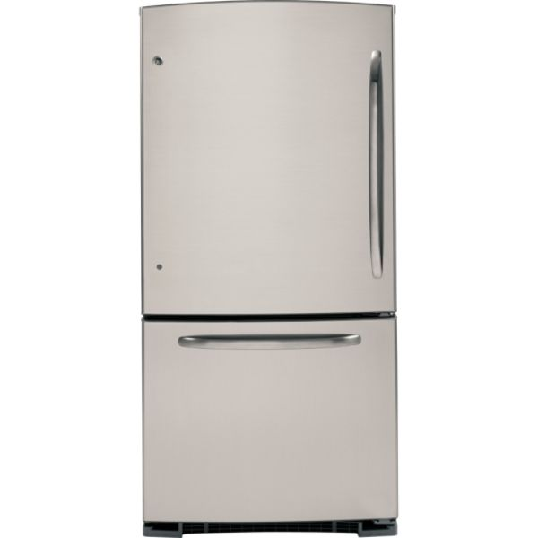 Ge appliances 20 3 cu ft bottom freezer refrigerator