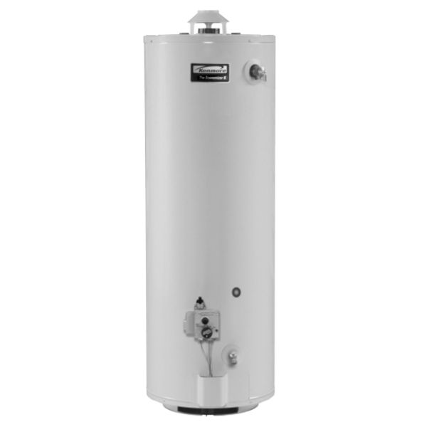 Kenmore 30 Gallon Mobile Gas Water Heater
