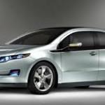 2011 Chevrolet Volt electric car