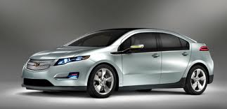 2011 Chevrolet Volt electric car