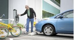 Google's Electric Vehicle Fleet Infrastructure