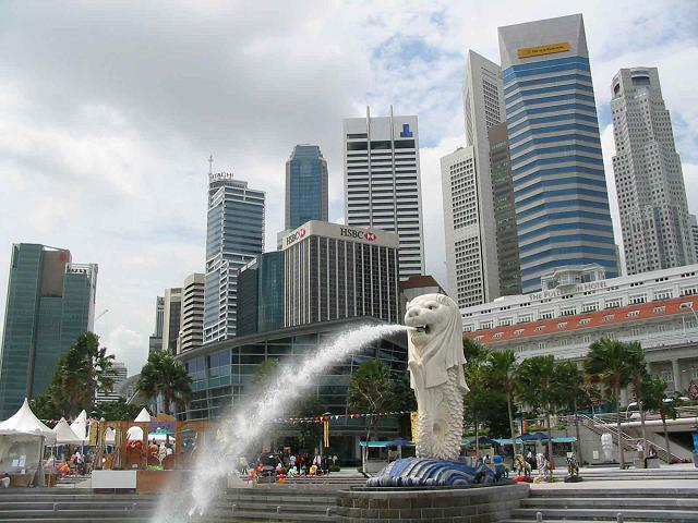 Singapore Officials Aim to Make City More Green - Image from Google