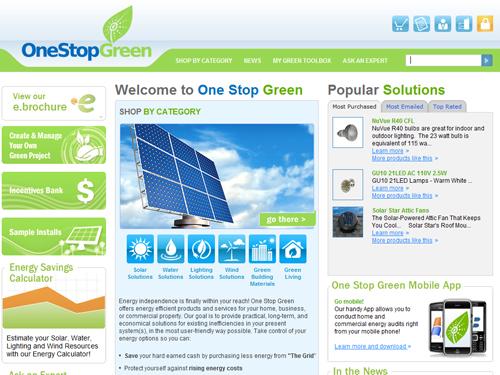 OneStopGreen.com
