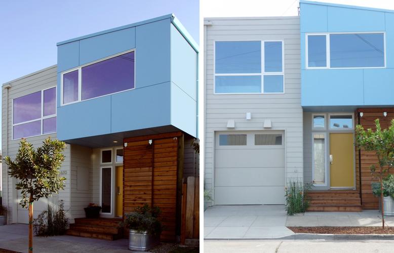 Zeta creates green modular buildings u s green technology for Modular fourplex