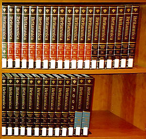 Encyclopaedia Britannica, 15th edition, with B...