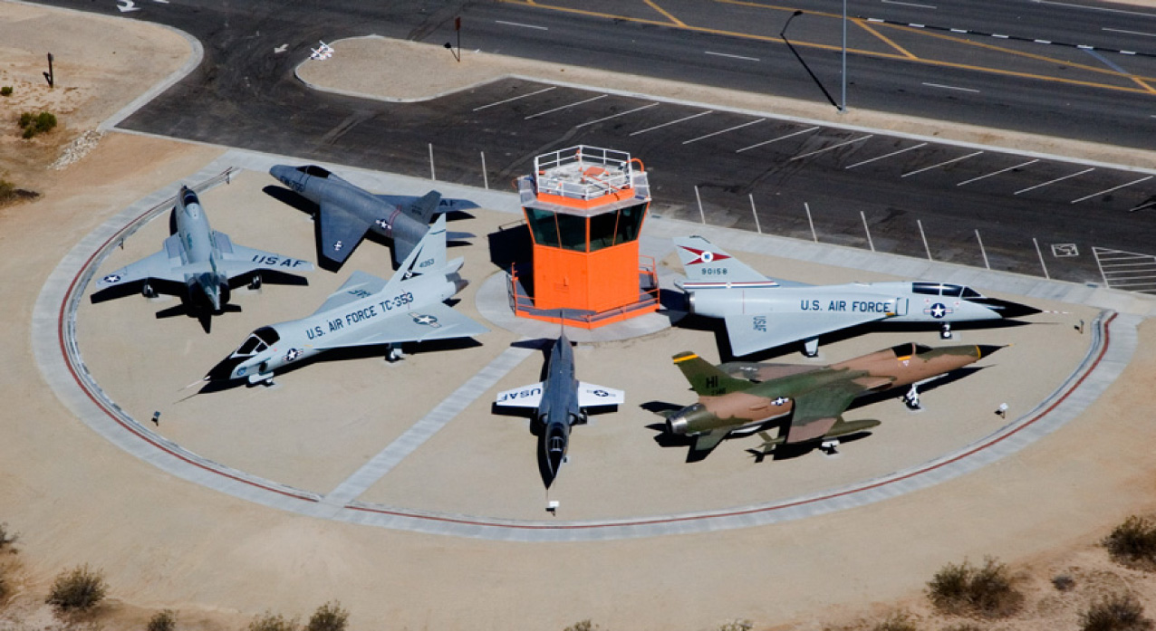 Edwards Air Force Base Goes Green With Solar