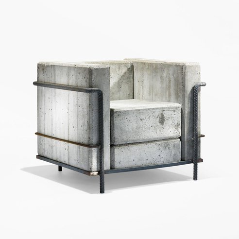 Eco Home Pick of the Week Whats Up with Concrete Furniture