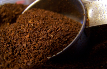 How used coffee grounds could make some food more healthful