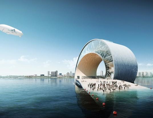 Wave Pier