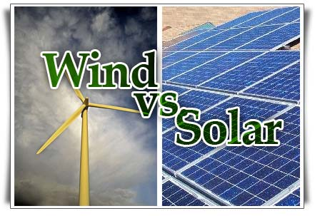 Wind Jobs: Wind Energy Better Than Solar in Many Cases