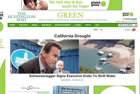 green tech blogs