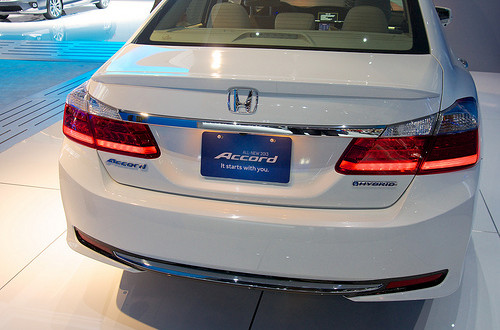 Green Game-Changer: 5 Reasons the 2014 Honda Accord Hybrid is Revolutionary