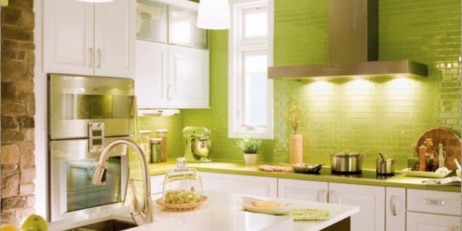 Does Your Office Have A Green Kitchen
