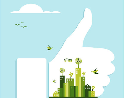 It's Easy Being Green: 3 Smart and Efficient U.S. Cities