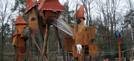 Eco-Friendly Playground