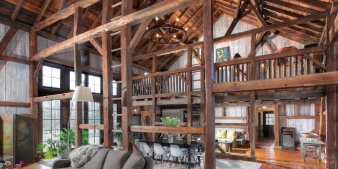 Using Natural Materials To Enhance Interior Design