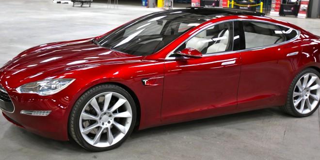 Tesla Motors, Green Car