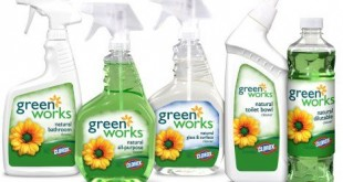 Homemade Green Cleaning Solutions - U.S. Green Technology