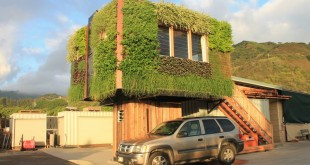 The Elevate structure can help people to live greener lives. Source: http://www.elevatestructure.com/purchase-options
