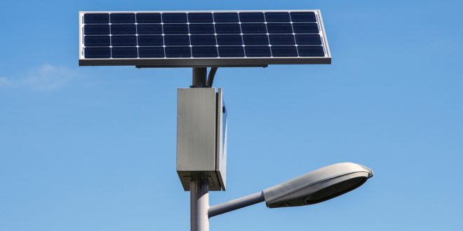 How Do Solar Led Street Lights Work