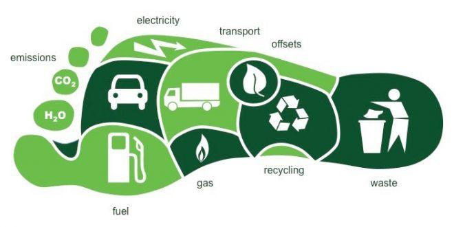 Image result for carbon footprint image